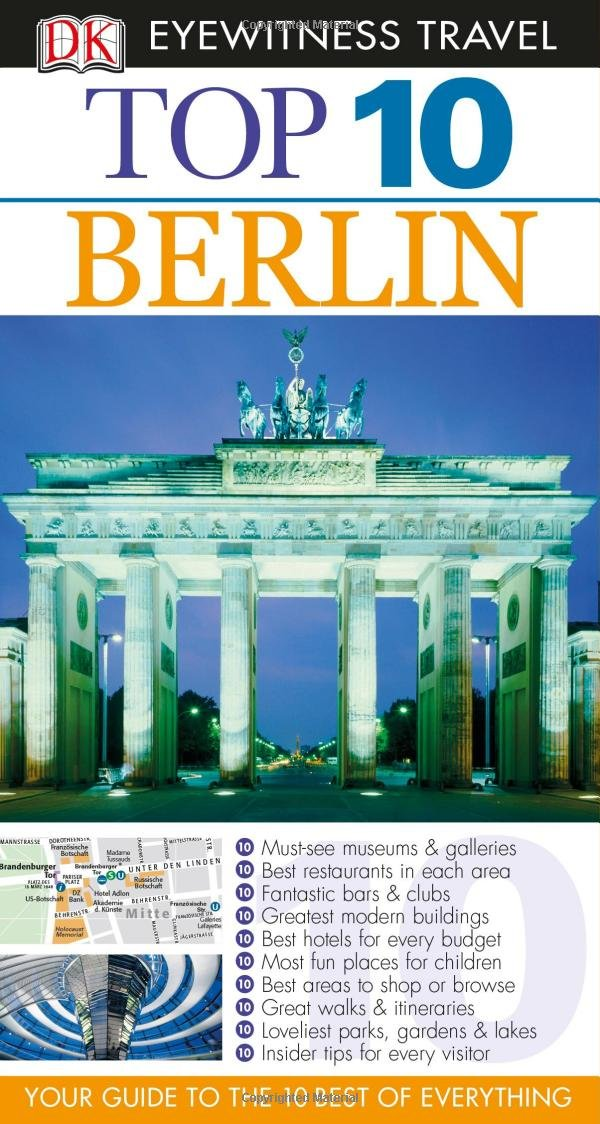Top 10 Berlin (Eyewitness Top 10 Travel Guide) pdf