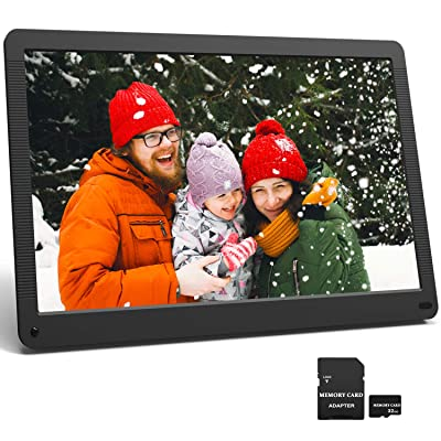 17.3 Inch Digital Picture Frame 1920x1080 16:9 Ratio Screen