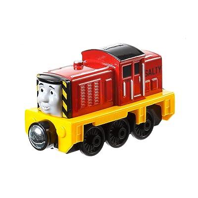 Fisher-Price Thomas & Friends Take-n-Play, Talking Salty Train: Toys & Games [5Bkhe0412986]