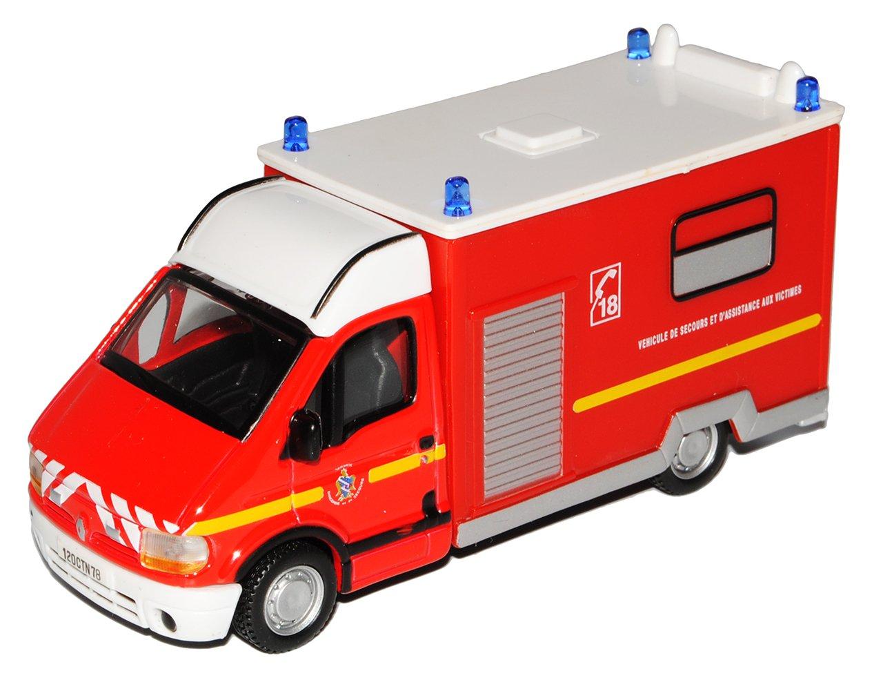 Renault Master Feuerwehr