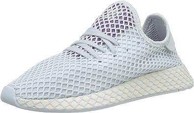 adidas Womens Deerupt Runner Casual Sneakers,