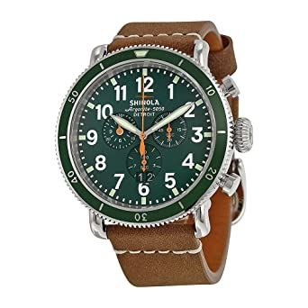 706e387d0 Image Unavailable. Image not available for. Color: Shinola The Runwell  Sport Chrono ...