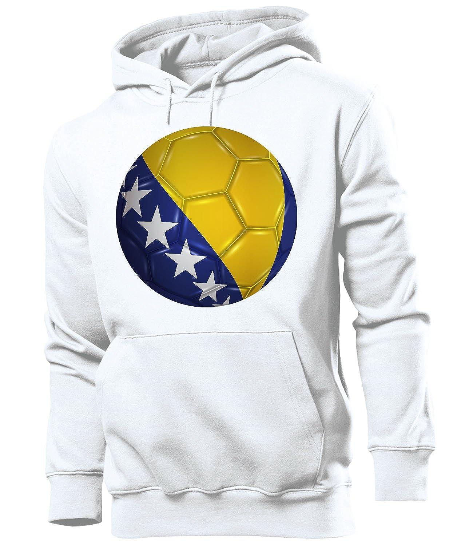 love-all-my-shirts Japan Fussball Fanhoodie M/änner Herren Hoodie Pulli Kapuzen Pullover Fanartikel