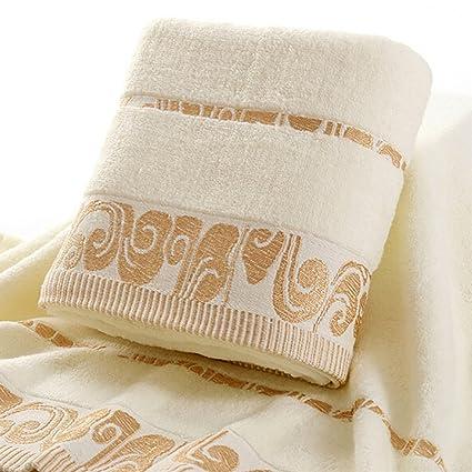 topbeu cómodo algodón cara/Wash Cloth Toallas para baño, mano, cara, gimnasio