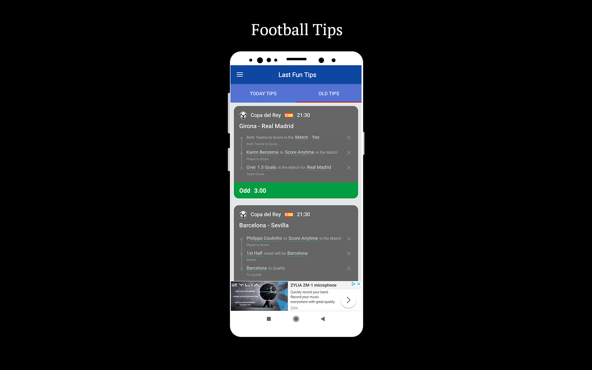 Daily Double Tips: Amazon.es: Appstore para Android