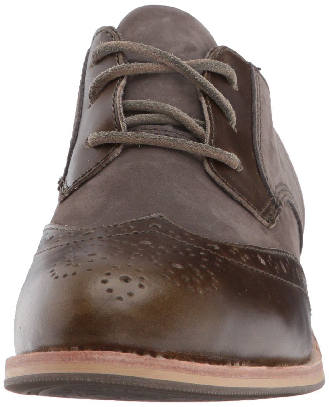 Caterpillar Women's Reegan II Lace up Leather Oxford, Olive, 5.5 Medium US by Caterpillar (Image #4)