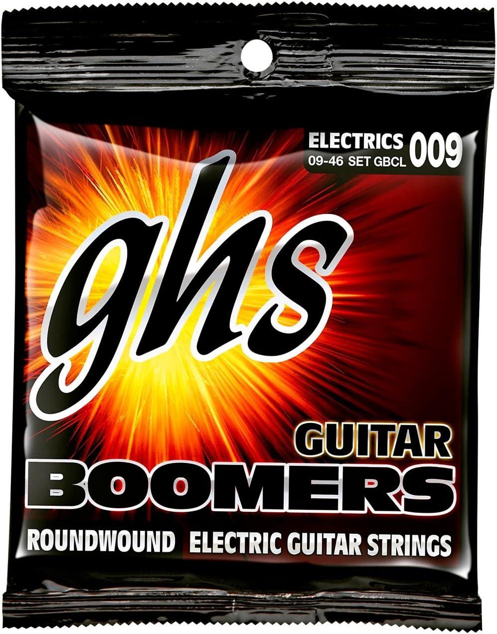 Ghs GB-CL - Juego de cuerdas, guitarra electrica