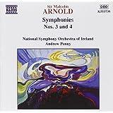 Arnold - Symphonies Nos 3 & 4