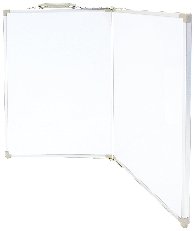 シンワ測定 ホワイトボード 折畳式 45×60cm