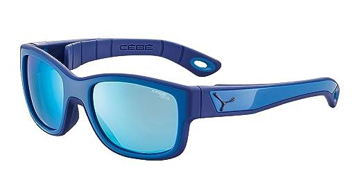 255043128cdeeb Cébé - S TRIKE - Lunettes de soleil - Mixte Enfant - Bleu (S trike Blue  Blue 1500 Grey BL Blue FM) - Taille Unique  Amazon.fr  Sports et Loisirs
