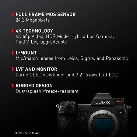 Panasonic DC-S1BODY product image 9