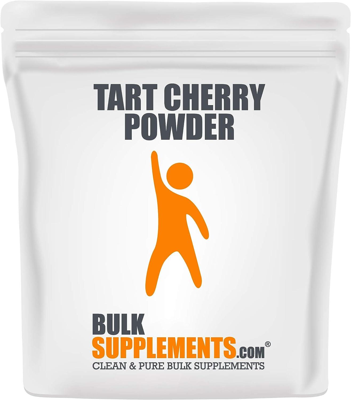 BulkSupplements.com Tart Cherry Powder (250 Grams)