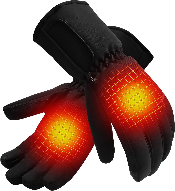 ELEMENT Youth Glove orange M//5