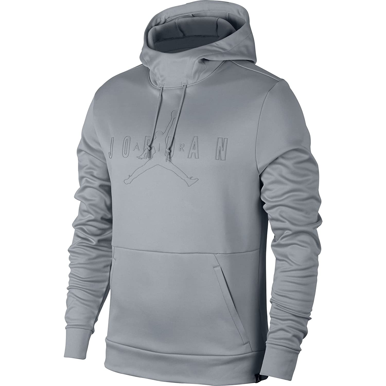 fe7a6c401dc0 Top1  Jordan 23 Alpha Men s Pullover Training Casual Hoodie Wolf Grey Black  887436-012