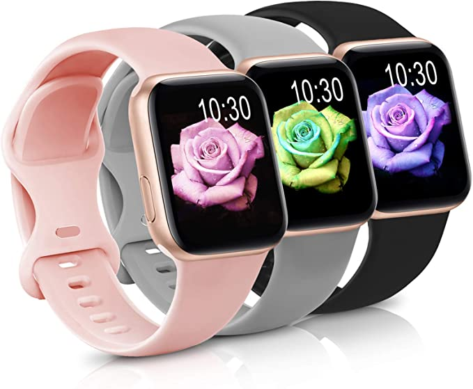 Sport Band Compatible with Apple Watch