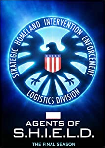 WTHKL US TV Drama Agents of Shield Season 7 The Final Season Agents Hydra Wall Art Posters Lienzos Decoración para el hogar Regalo -24x32 Pulgadas Sin Marco 1 PCS