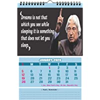 Accuprints Legends wall 2020 Calendar for wall for motivational motivation 2020 Planner office home table new year hanging kids all year students school gift girls room living room india planning new marking quotes