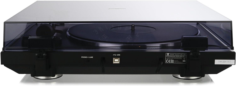 Dual DT 400 USB - Tocadiscos automático (33/45 U/min, conexión USB ...