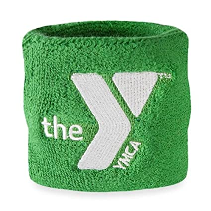 Custom Embroidered Wrist Sweatbands - Personalized Sweat Wristbands