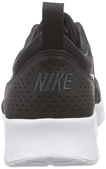 factory price ea208 11e12 Nike Air Max Thea Premium, Women s Low-Top Sneakers, Black - Schwarz (007  BLACK BLACK-ANTHRACITE-WHITE), 7 UK (41 EU)  Amazon.co.uk  Shoes   Bags
