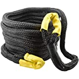 """1"""" x 30' Kinetic Vehicle Recovery Tow Rope"""