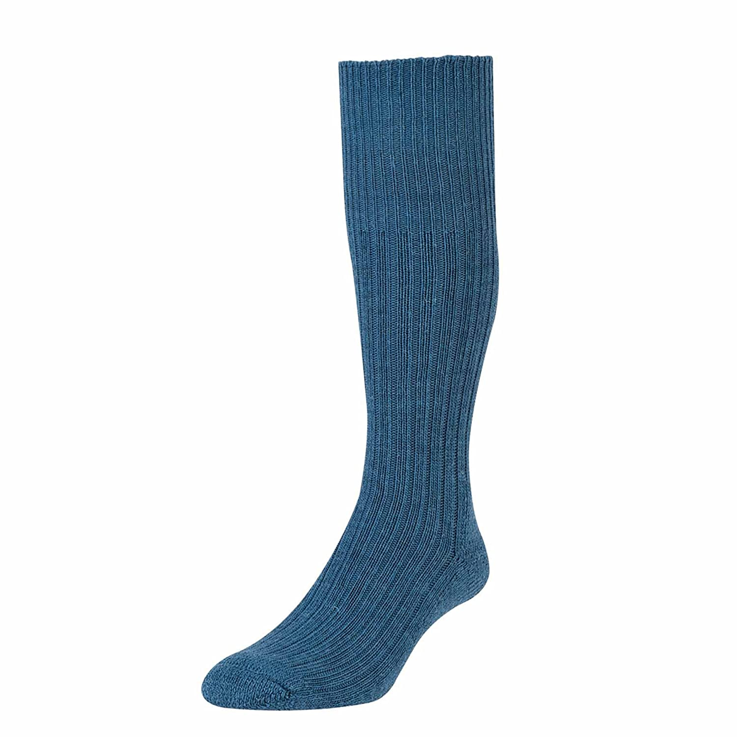 HJ Hall Commando HJ3000 Wool Rich Military Boot Walking Socks / UK Sizes 3-6, 6-11 and 11-13 / Black, Olive, Airforce, Granary and Navy