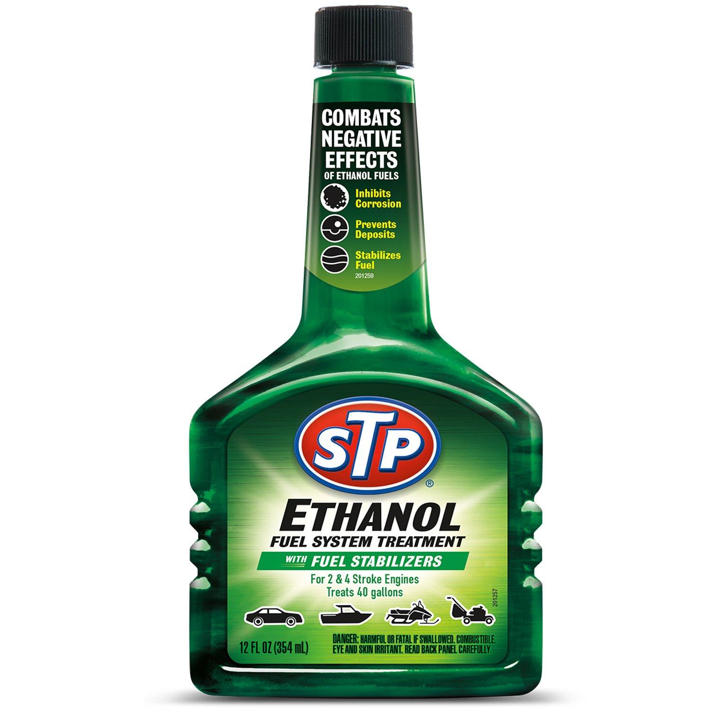 STP Ethanol Fuel System Treatment (12 fluid ounces)