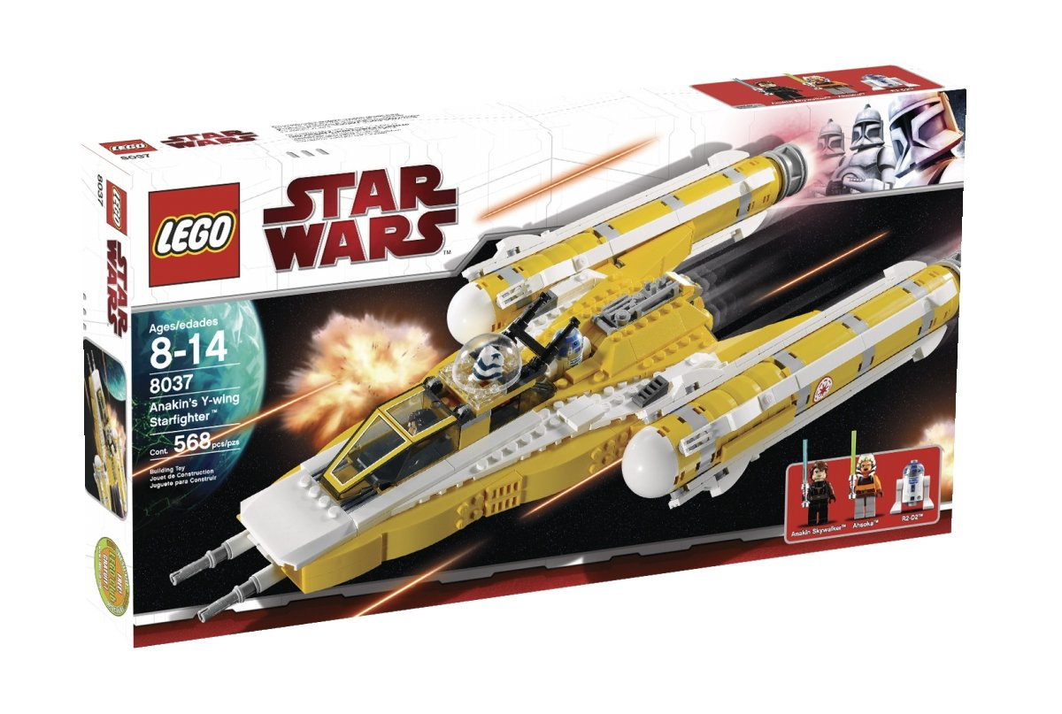 Top 9 Best LEGO Y-Wing Sets Reviews in 2021 13