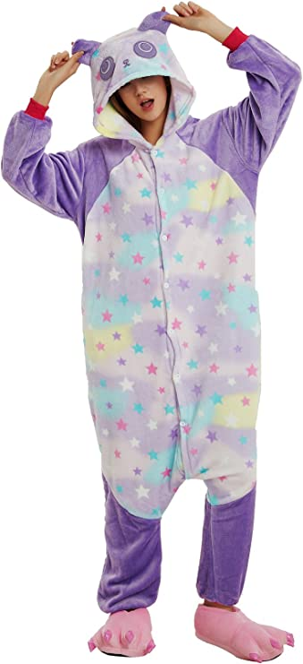 Colorfulbags ULW orld Unicornio Pyjamas Animales Disfraces Forro ...