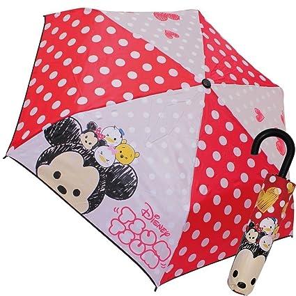 Disney – Peluche Tsum Tsum plegable paraguas lunares carácter de Japón 53 cm 90192