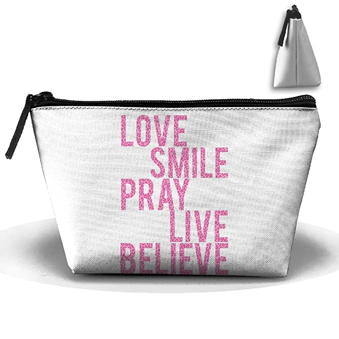 Makeup Bag Cosmetic Pouch Cute Wallpaper Girly Wallpapers Pinterest IPhone Portable Travel