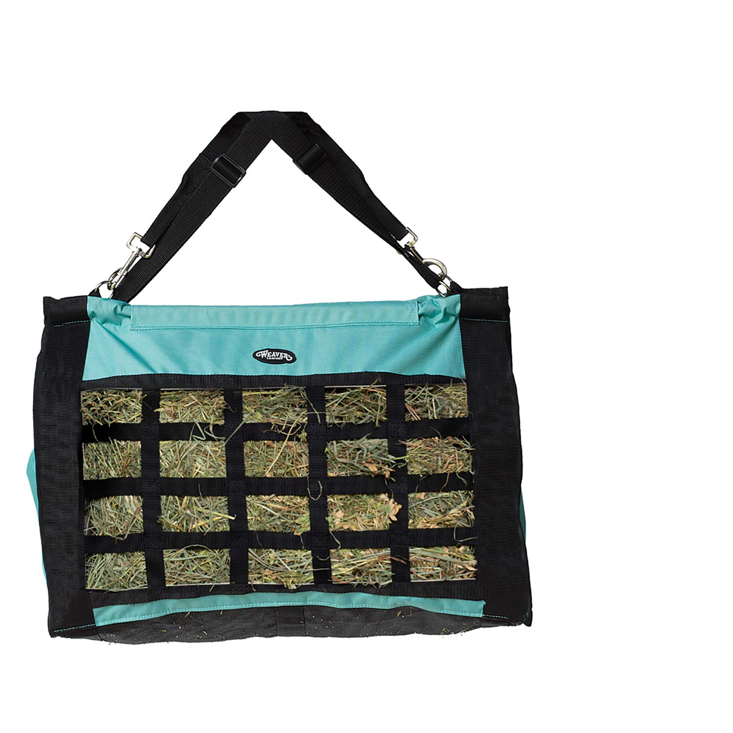 Weaver Leather Slow Feed Hay Bag, Mint