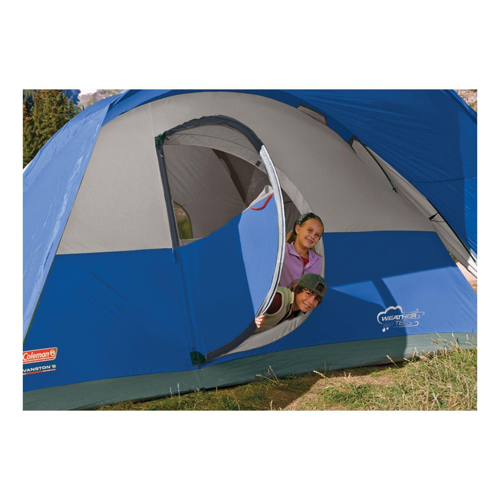 67319532d7c Coleman Montana 8-Person Tent