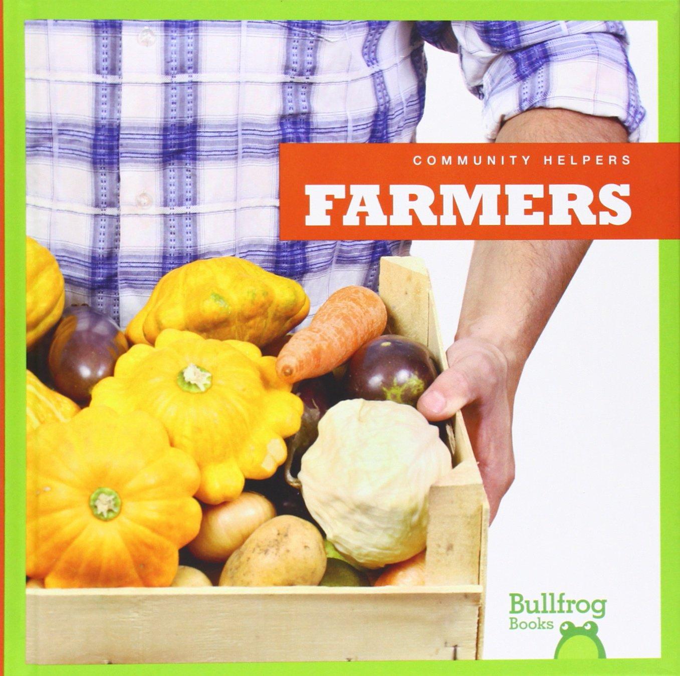Download Farmers (Community Helpers) pdf epub