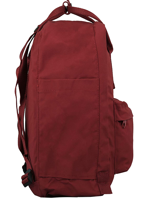 Fjällräven F23510, Mochilla Unisex, Rojo (Deep Red), 16 L (13 x 27 x 38 cm): Amazon.es: Deportes y aire libre
