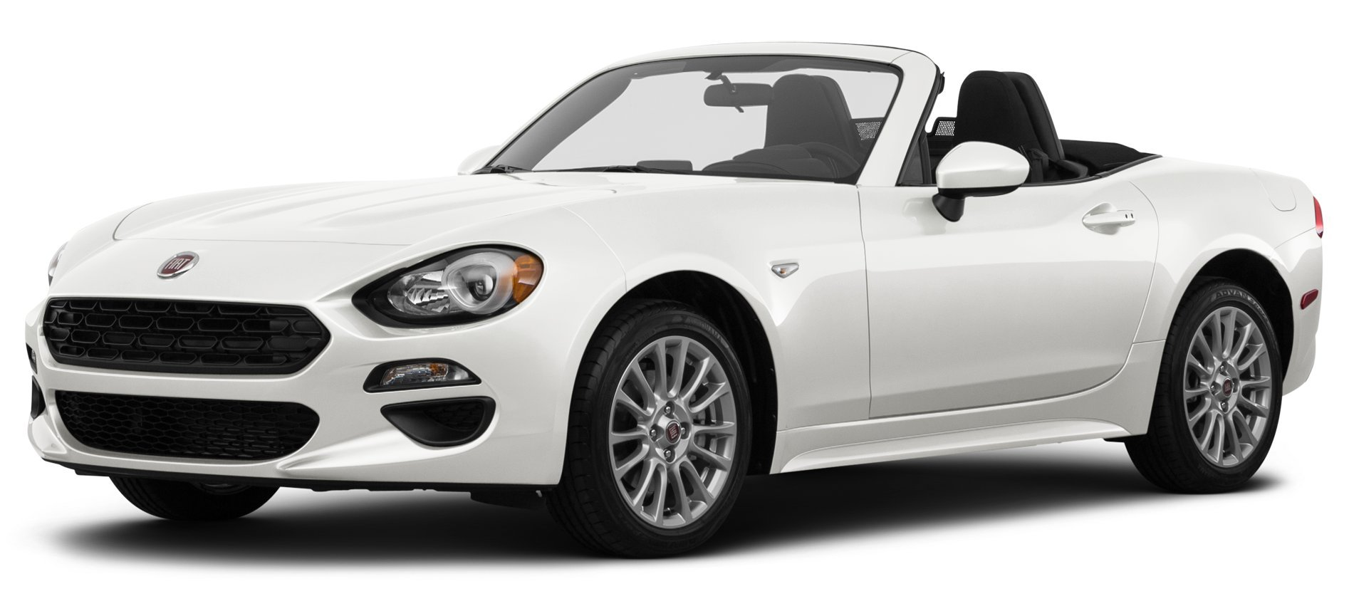 2017 fiat 124 spider reviews images and specs vehicles. Black Bedroom Furniture Sets. Home Design Ideas