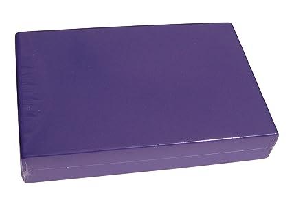 Amazon.com: 1 x Púrpura EVA espuma de bloque de Yoga ...