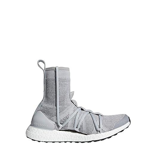 Adidas Ultraboost Mid Herren Laufschuhe Grau