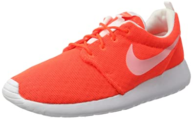 sale retailer a2db9 389a3 Nike Men s Roshe One Br Trainers Orange (Total Crimson White) 7.5 UK 42