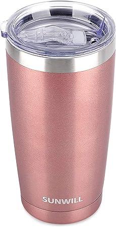 SUNWILL Durable Insulated Mug