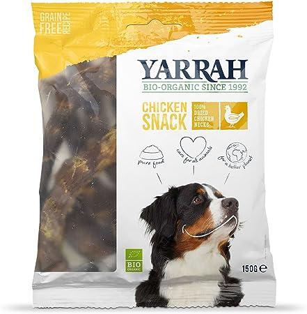 Yarrah Fly Factory Bio cuellos de gallinas, 5 Unidades (5 x 150 g ...