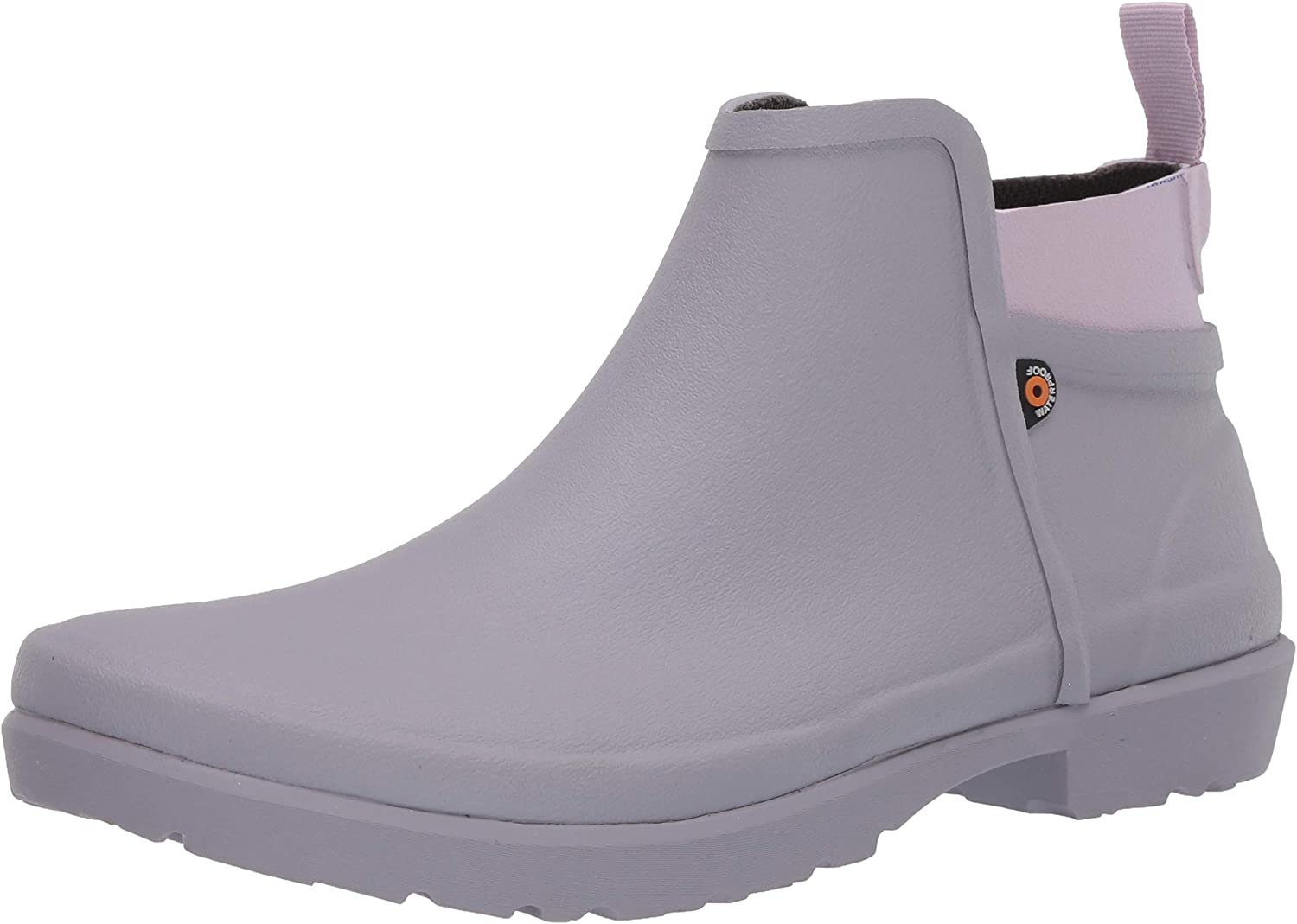 Flora Bootie Low Height Waterproof Slip On