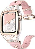 i-Blason Cosmo Designed for Apple Watch Band Series 6/SE/5/4 [40mm], Stylish