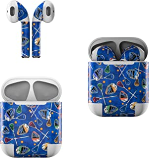 product image for Skin Decals for Apple AirPods - Lacrosse - Sticker Wrap Fits 1st and 2nd Generation