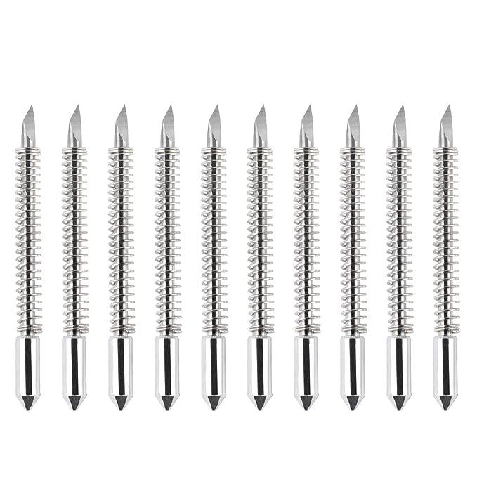HQMaster - Cuchillas cortadoras de vinilo para trazador de corte ...