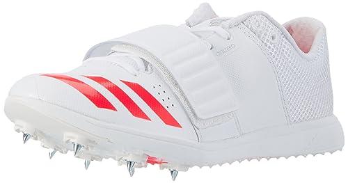 new arrival 7fa51 859cf adidas Adizero Triple JumpPole Vault, Scarpe da Atletica Leggera Unisex –  Adulto,