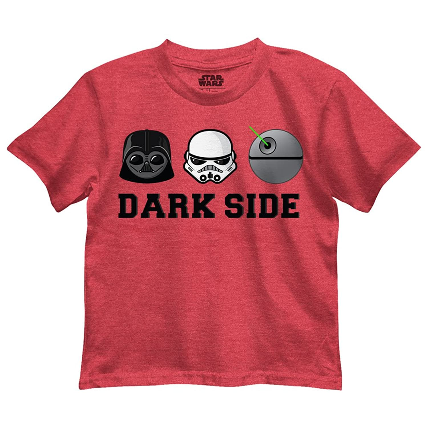 Star Wars Little Boys' Darth Vader and Friends T-Shirt free shipping