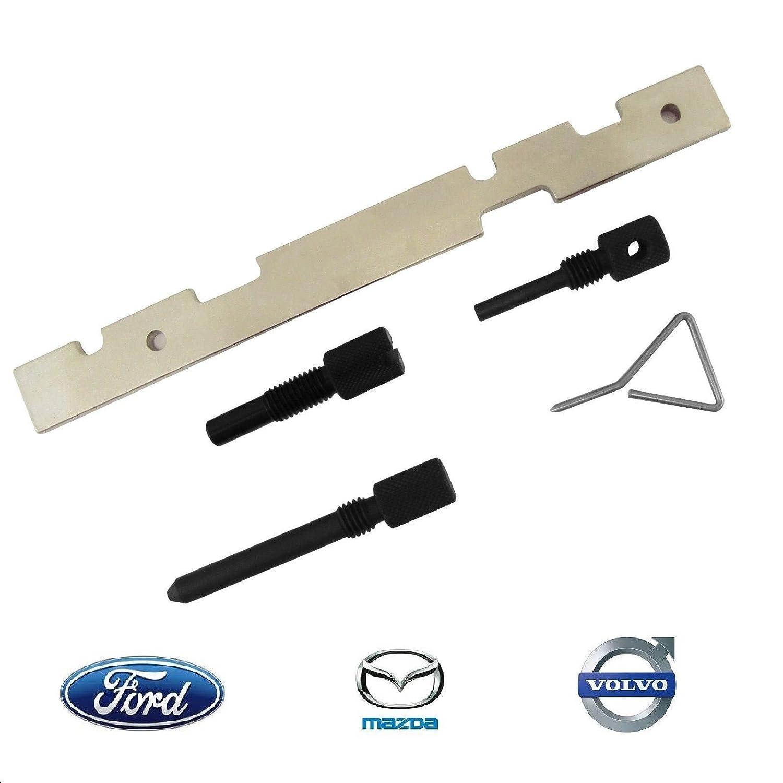 Engine Timing Camshaft Lock Kit Set Tool Pin Ford Zetec Focus Puma Fiesta Kangs
