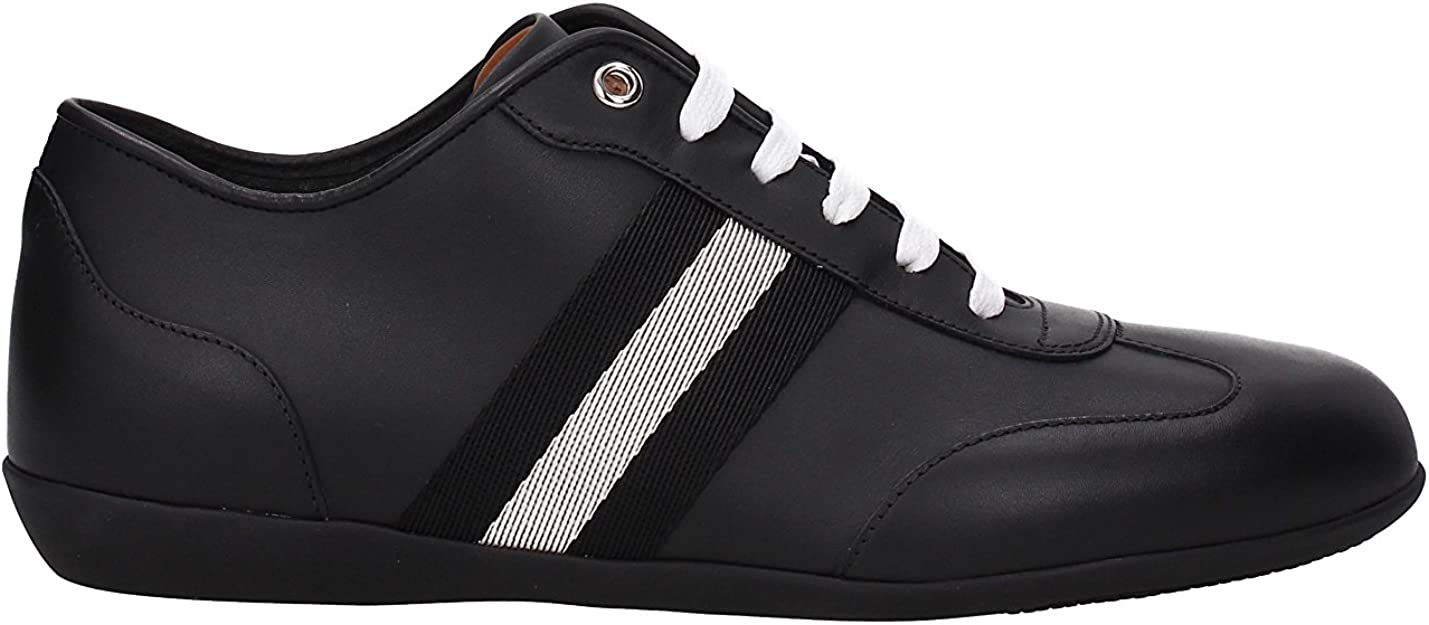 Galleta Subjetivo montar  Bally Sneakers harlam Men - Leather (HARLAM62174) UK: Amazon.co.uk: Shoes &  Bags