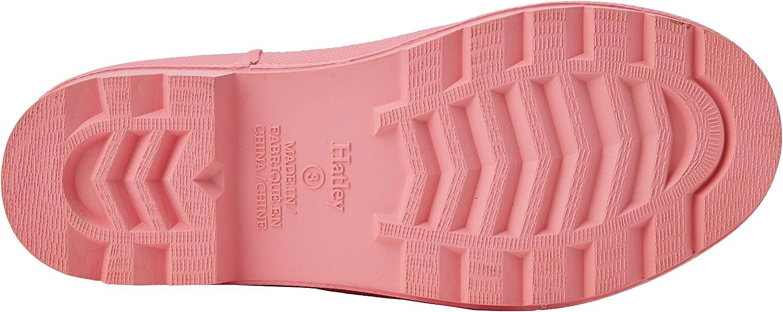 Summer Garden 100 Bottes /& Bottines de Pluie Fille Blanc Hatley Printed Wellington Rain Boots 34 EU